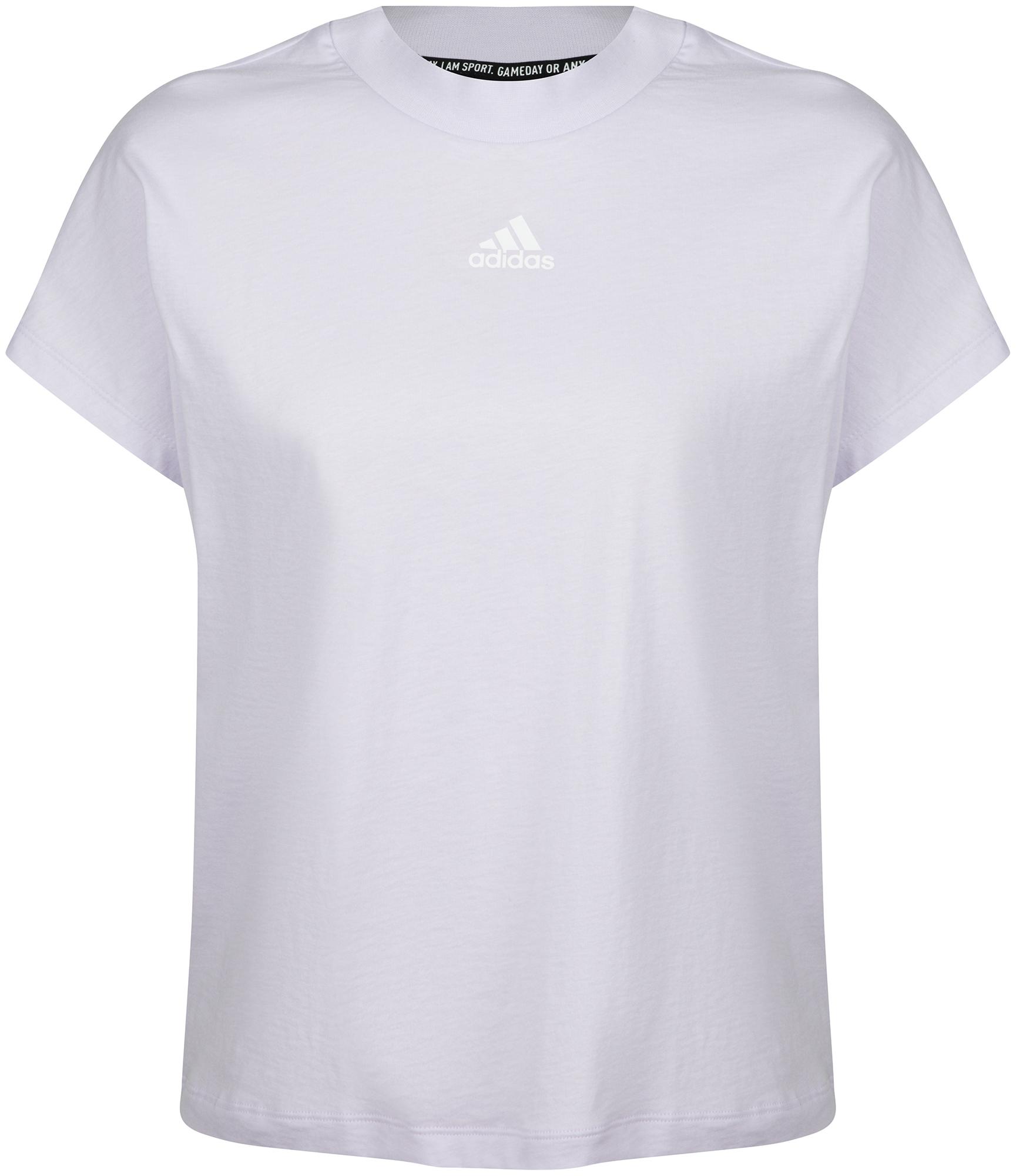 цены Adidas Футболка женская Adidas Must Haves 3-Stripes Tee, размер 50-52