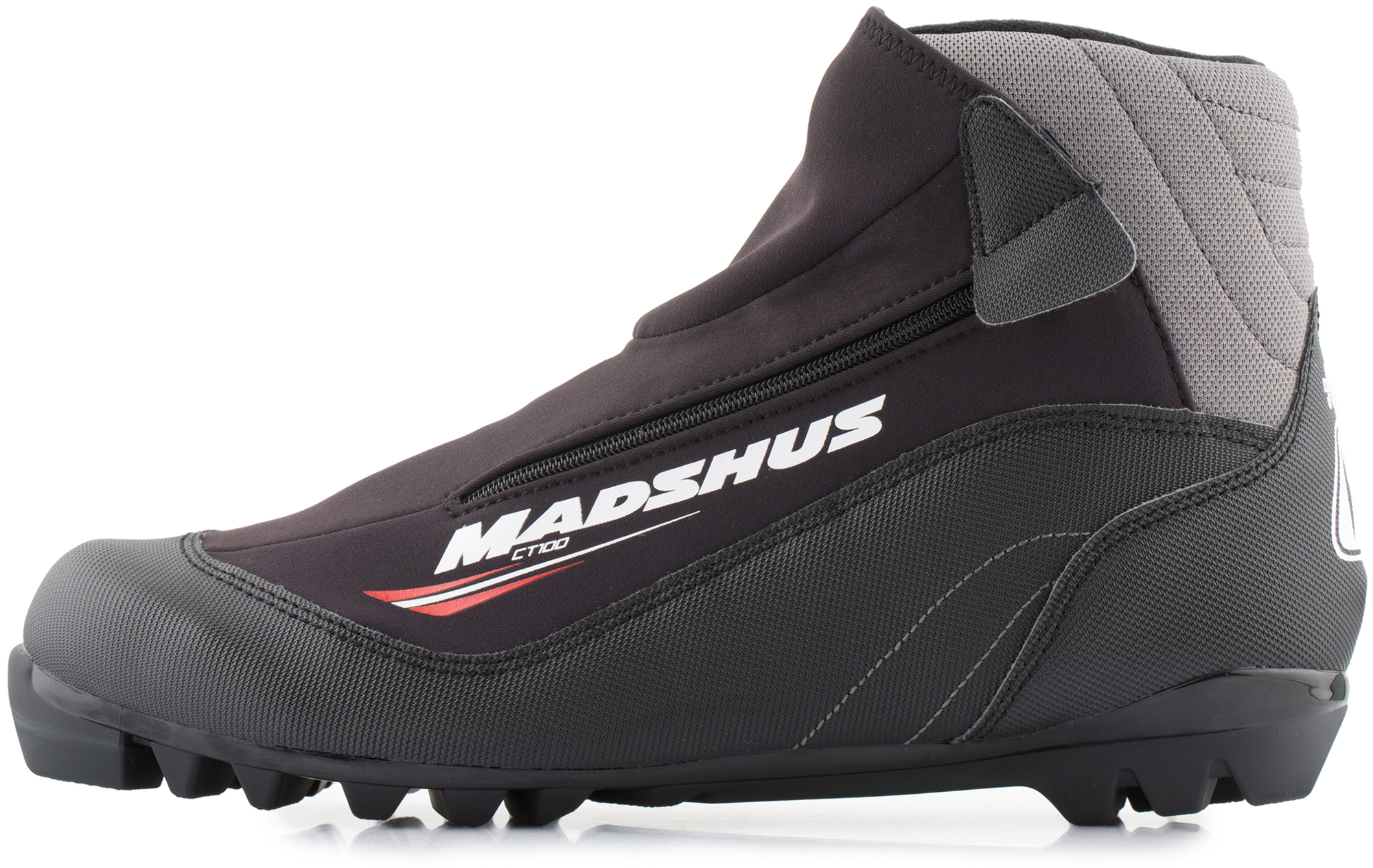 Madshus Ботинки для беговых лыж Madshus CT100, размер 45 палки для беговых лыж cliff 140 blue