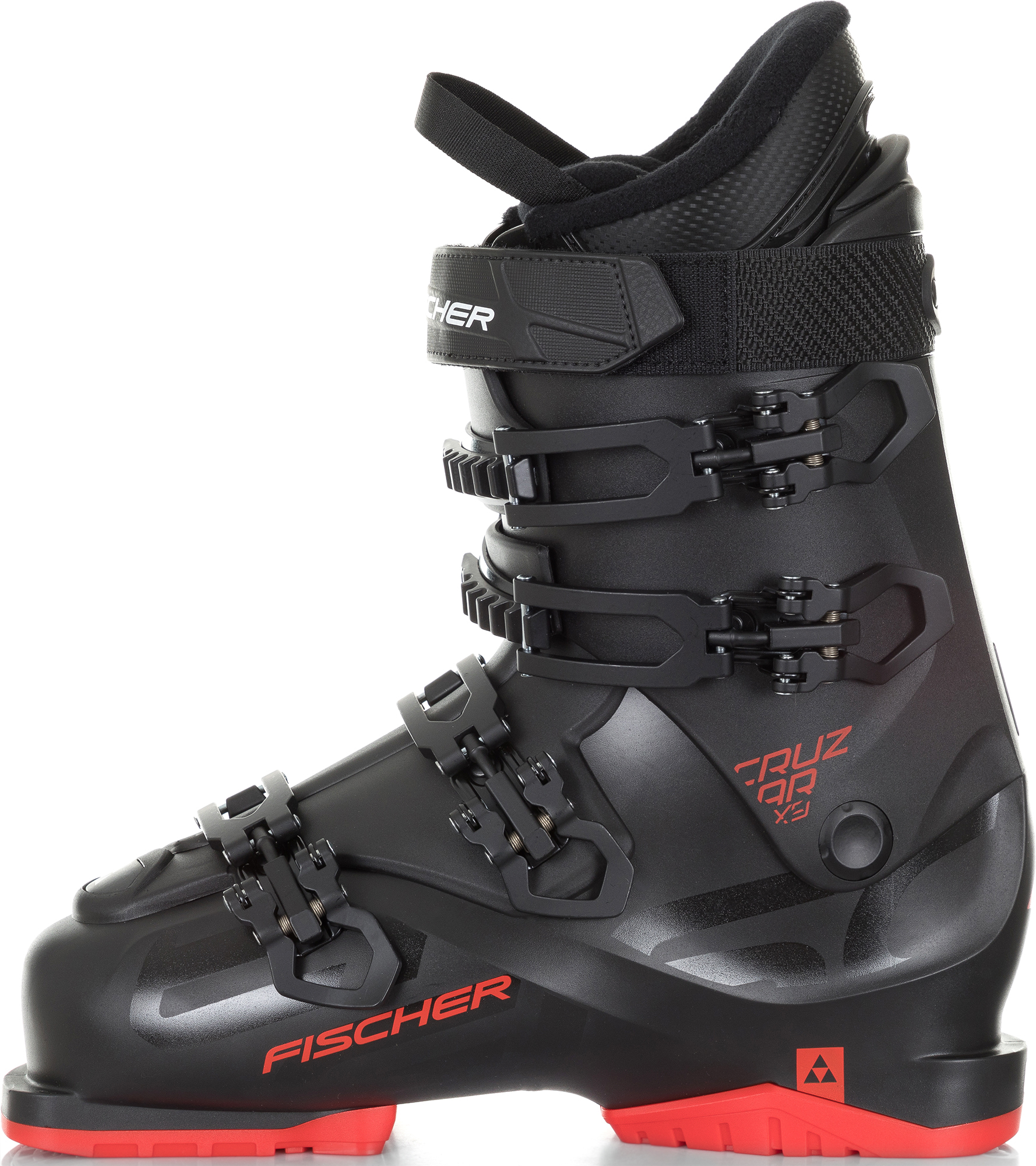 цена на Fischer Ботинки горнолыжные Fischer CRUZAR X 9,0 THERMOSHAPE, размер 46.5
