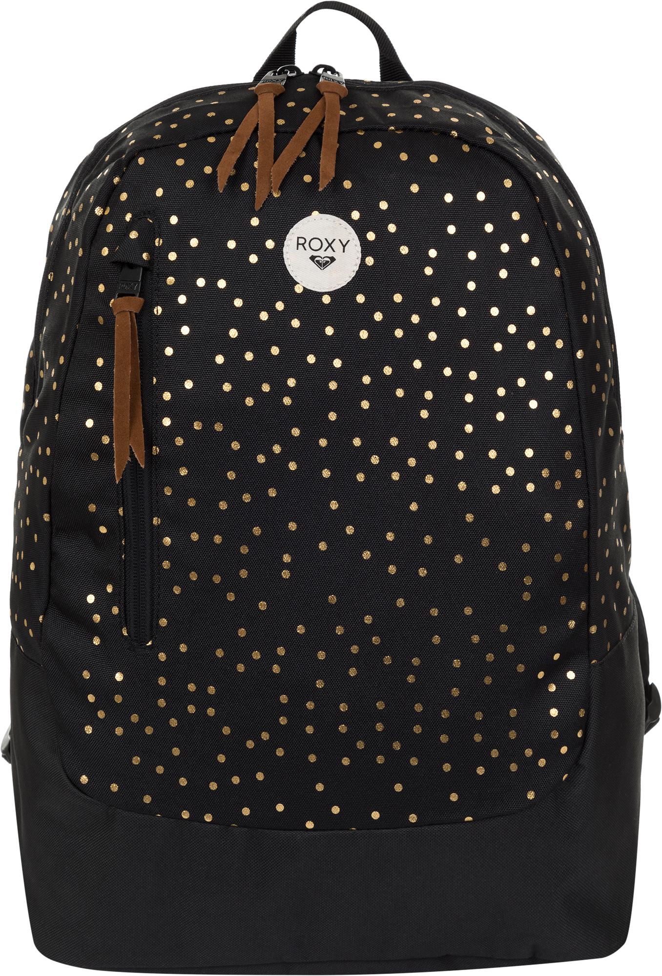 Roxy Рюкзак женский Roxy Primerose S Gold Dots, размер Без размера рюкзак городской женский roxy shadow swell dress blues small wi