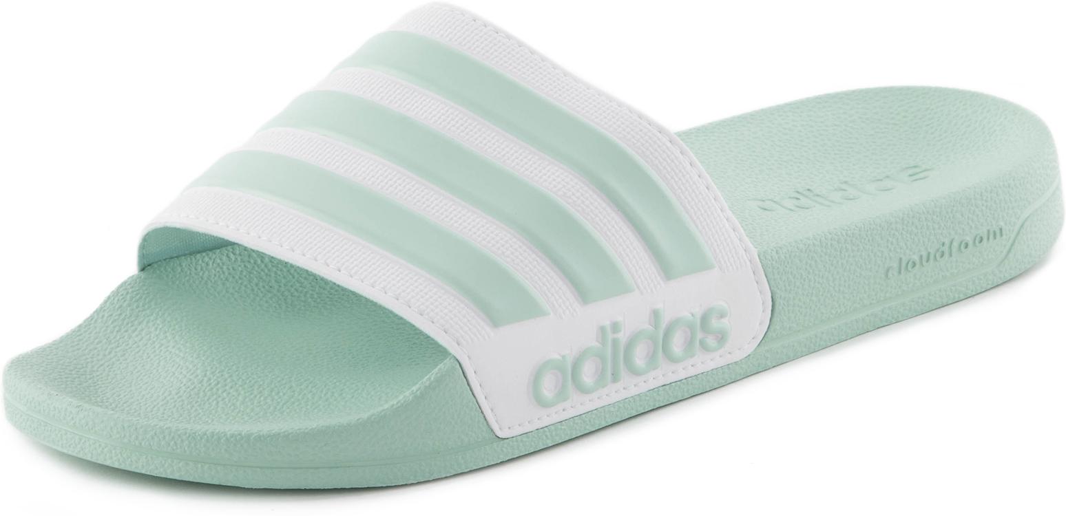 Adidas Шлепанцы женские Adidas Adilette Shower, размер 38 шлепанцы женские rider цвет черный розовый 82611 22295 размер 39 38