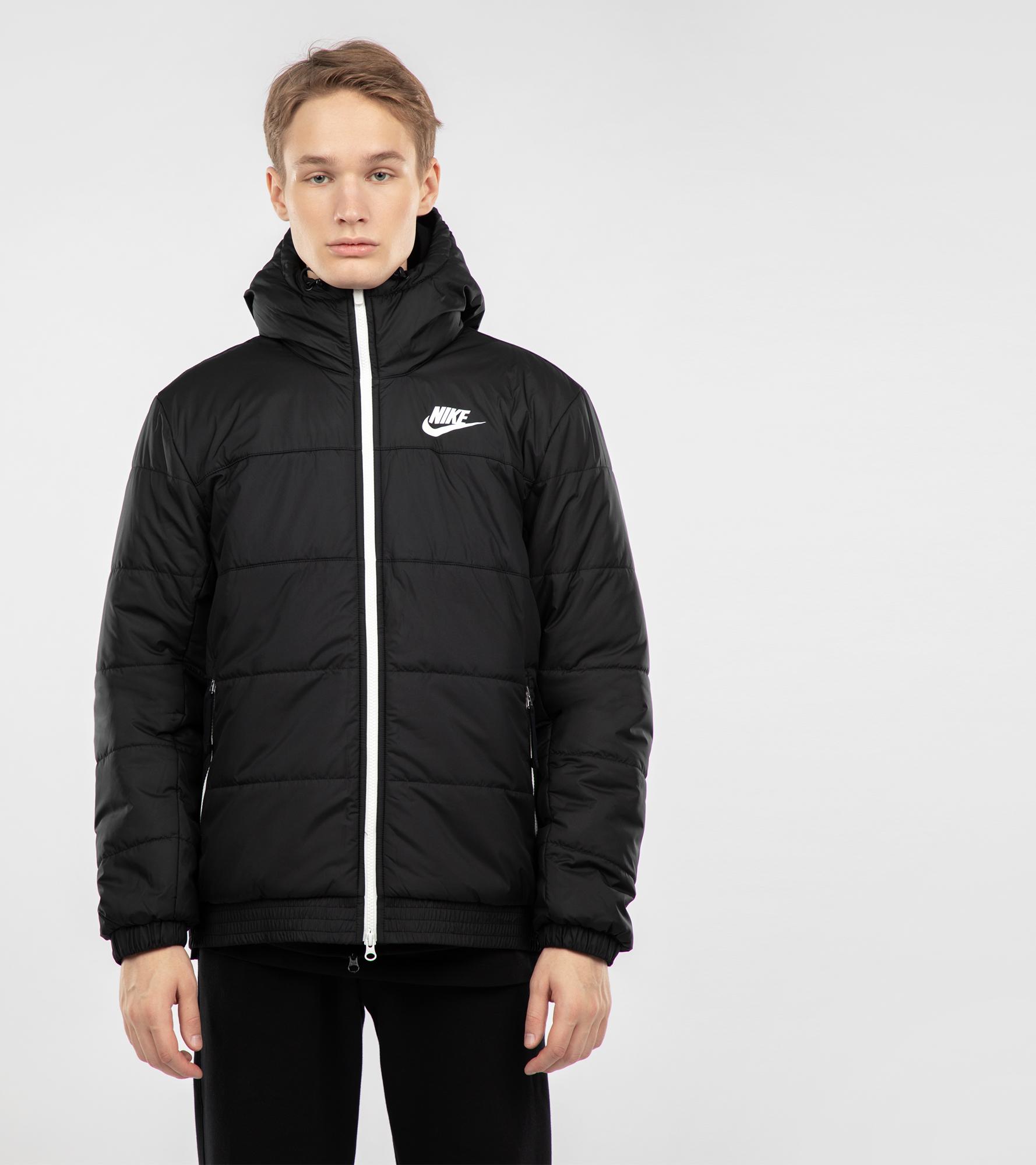 цена на Nike Куртка утепленная мужская Nike, размер 50-52