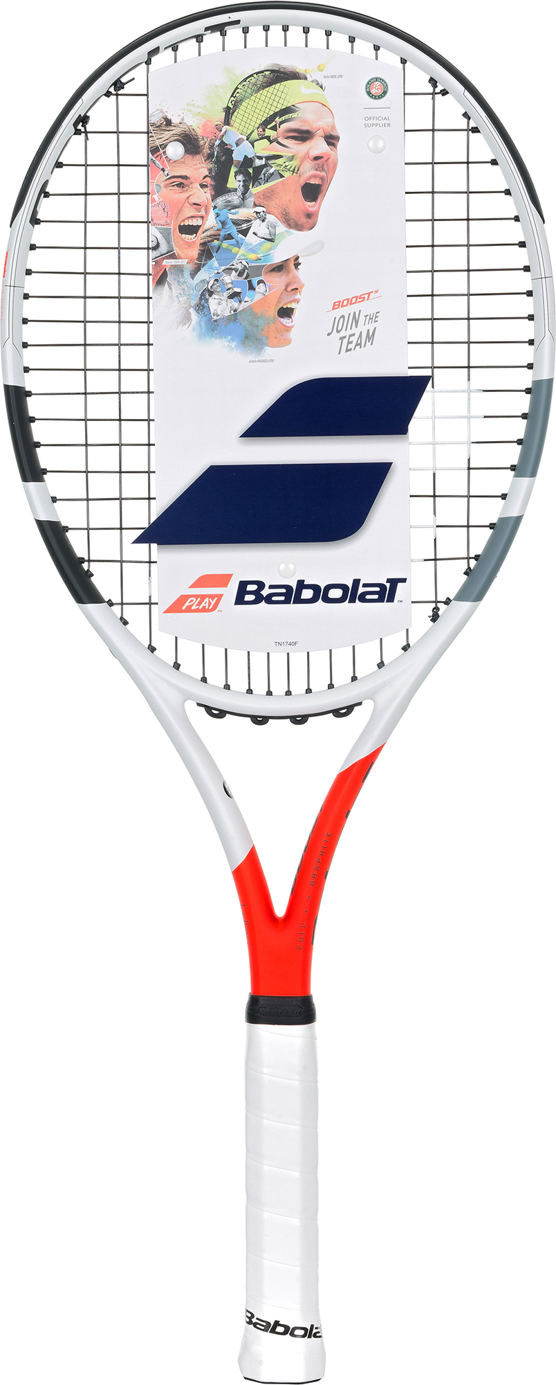 Babolat Ракетка для большого тенниса Babolat Boost Strike сетки для тенниса большого