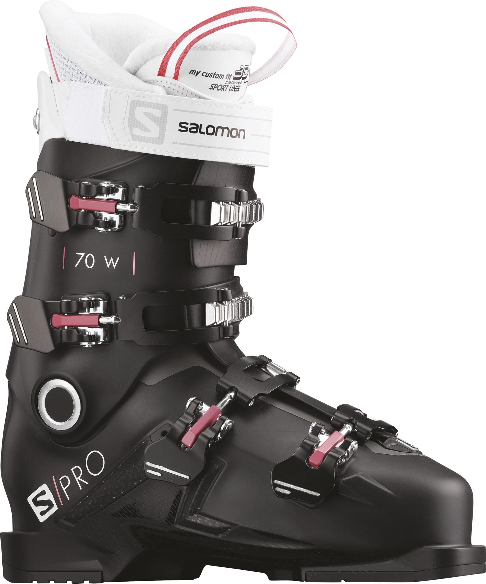 Salomon Ботинки горнолыжные женские Salomon S/PRO 70, размер 26 см цена