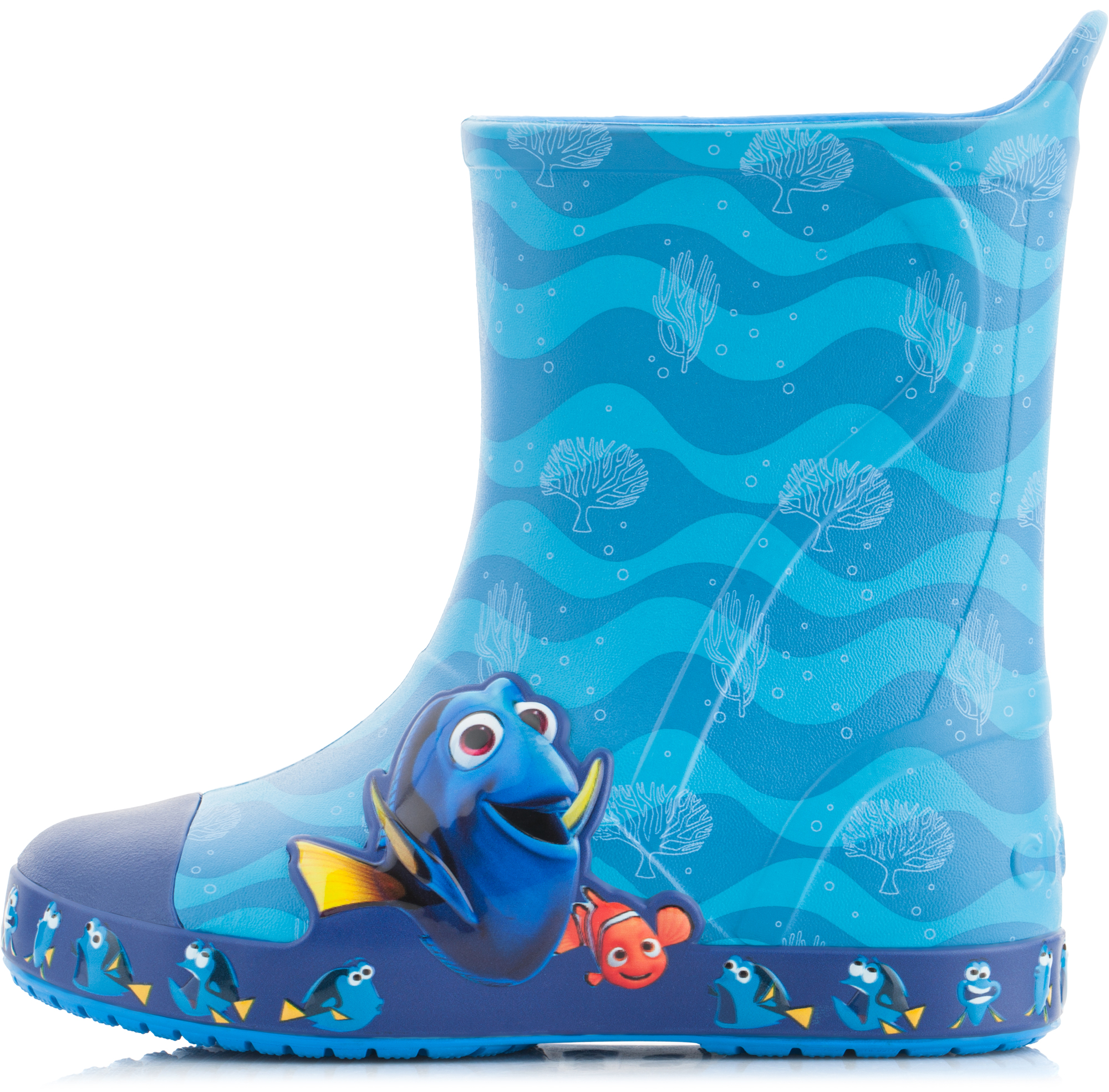 Crocs Сапоги для мальчиков Crocs Bump It FindingDory st2000vm003 seagate