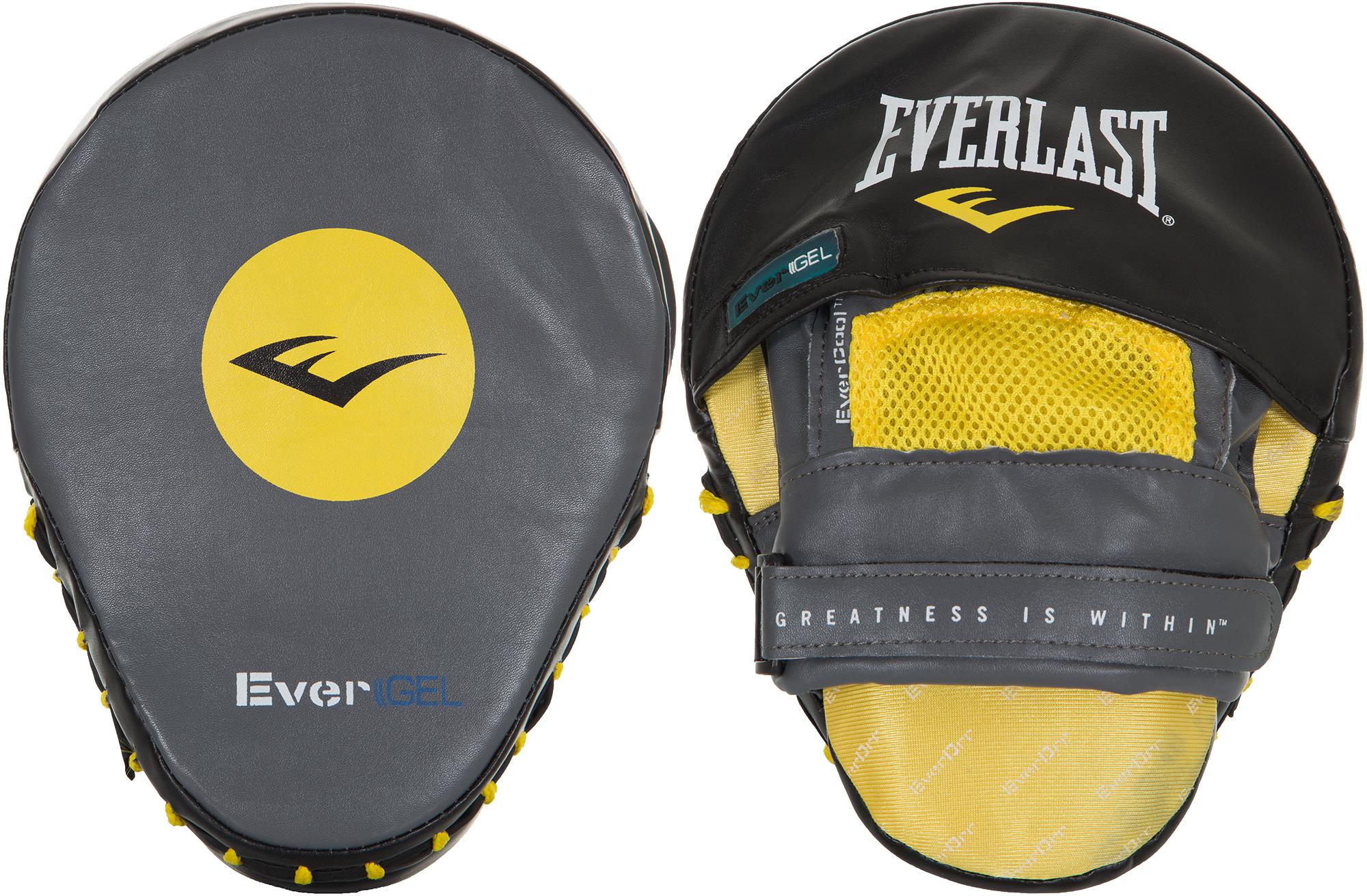 Everlast Лапы Everlast Vinyl Evergel Mantis цена 2017