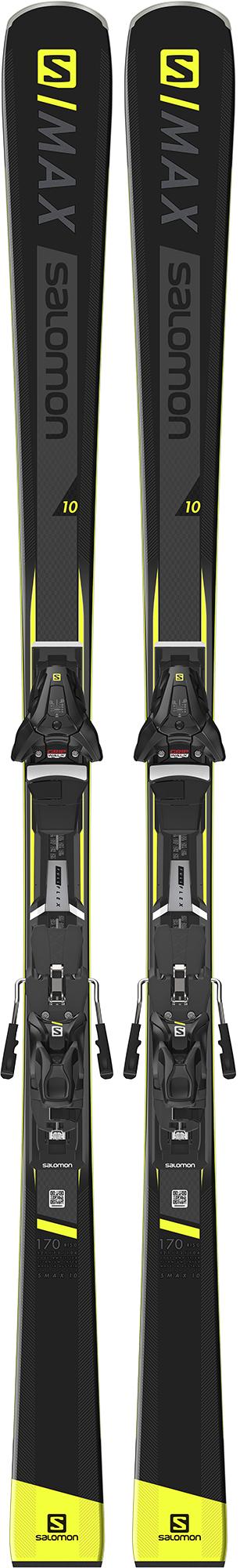 Salomon Salomon E S/MAX 10 + E Z12 WALK (18/19), размер 170