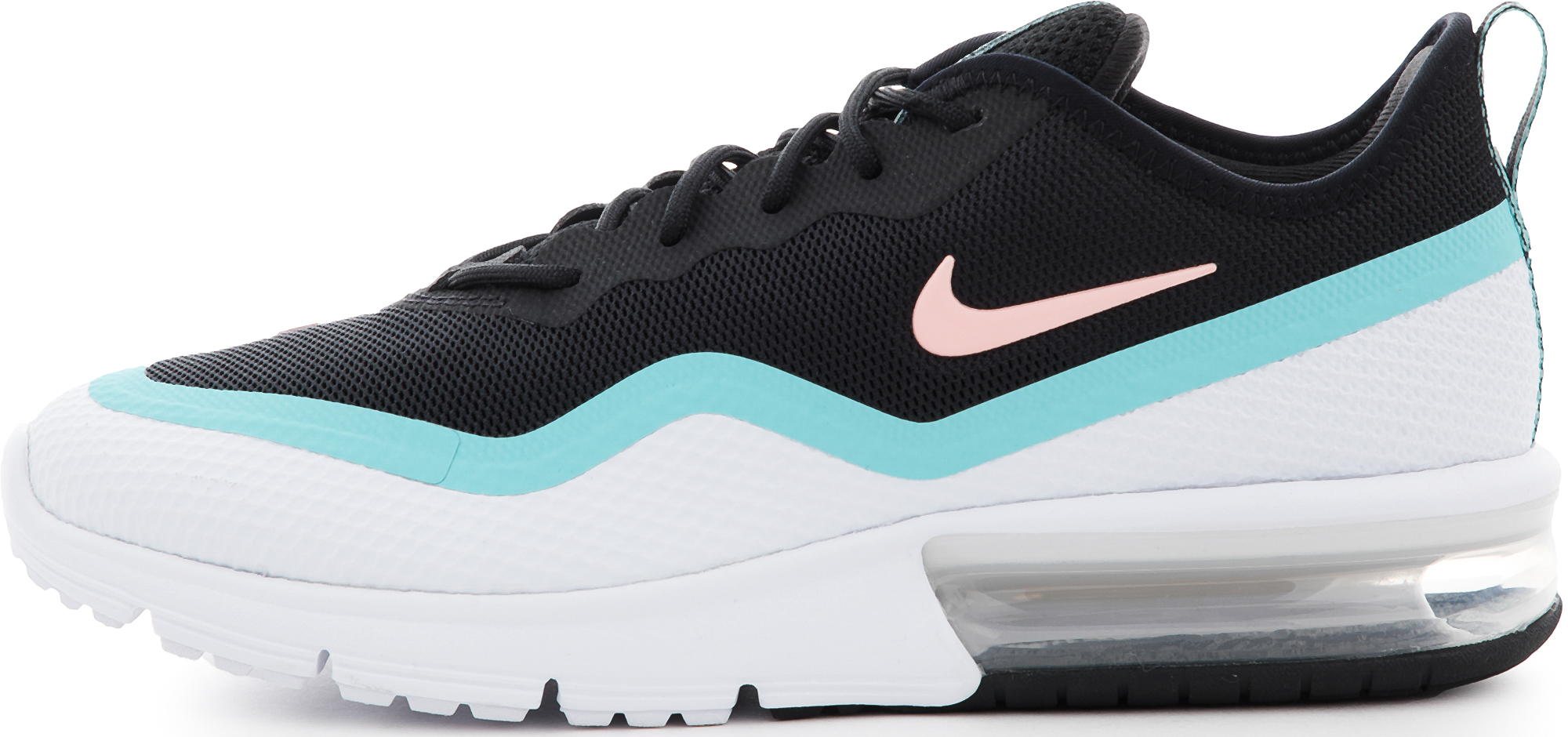 Nike Кроссовки женские Nike Air Max Sequent 4.5, размер 39 nike кроссовки женские nike tanjun racer размер 39 5
