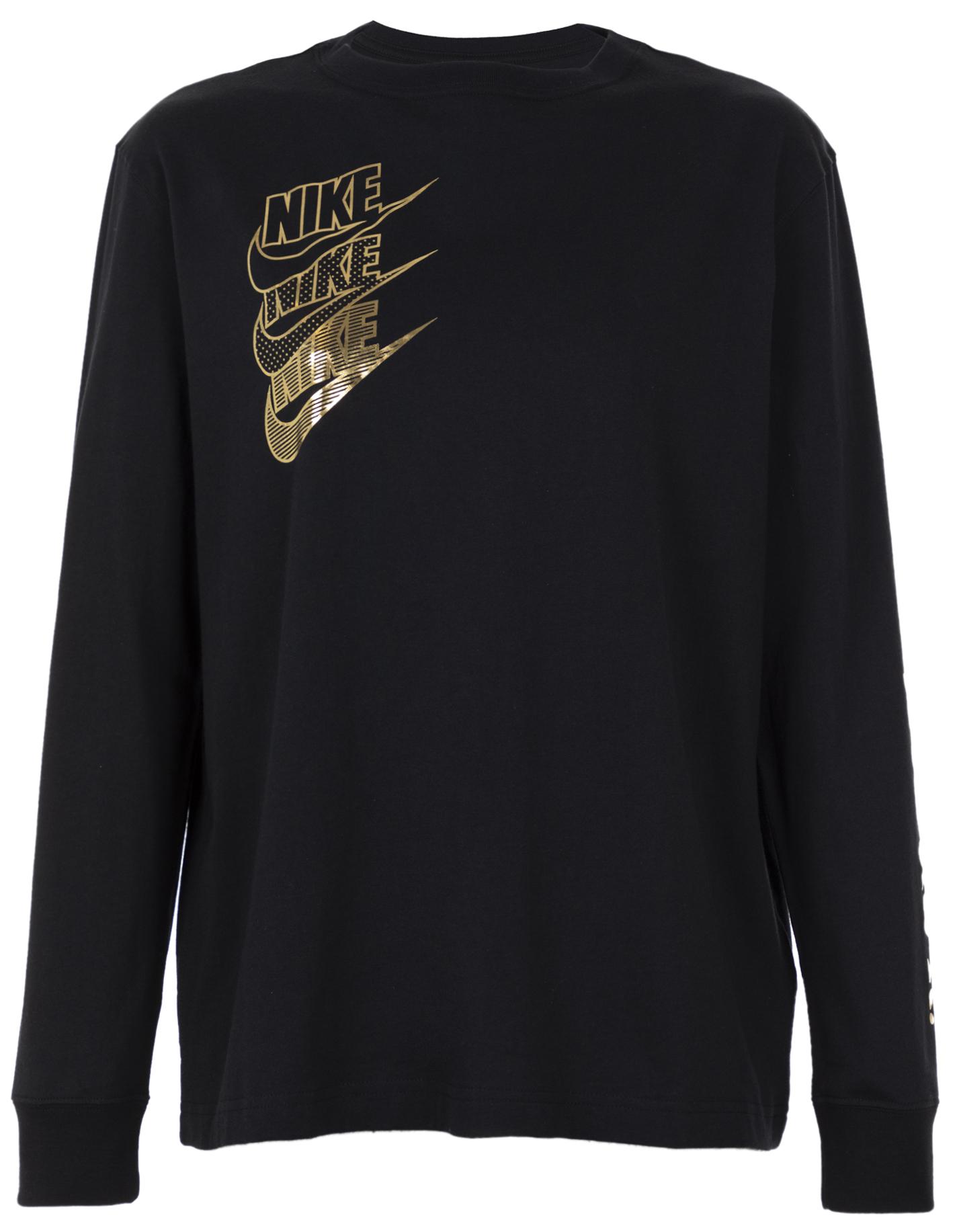 Nike Лонгслив женский Nike, размер 46-48 лонгслив женский oodji ultra цвет синий 14211007 45262 7500n размер l 48