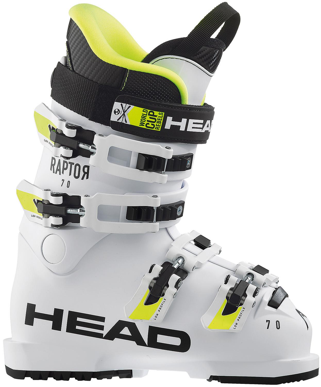 Head Ботинки горнолыжные детские Raptor 70 Rs, размер 39