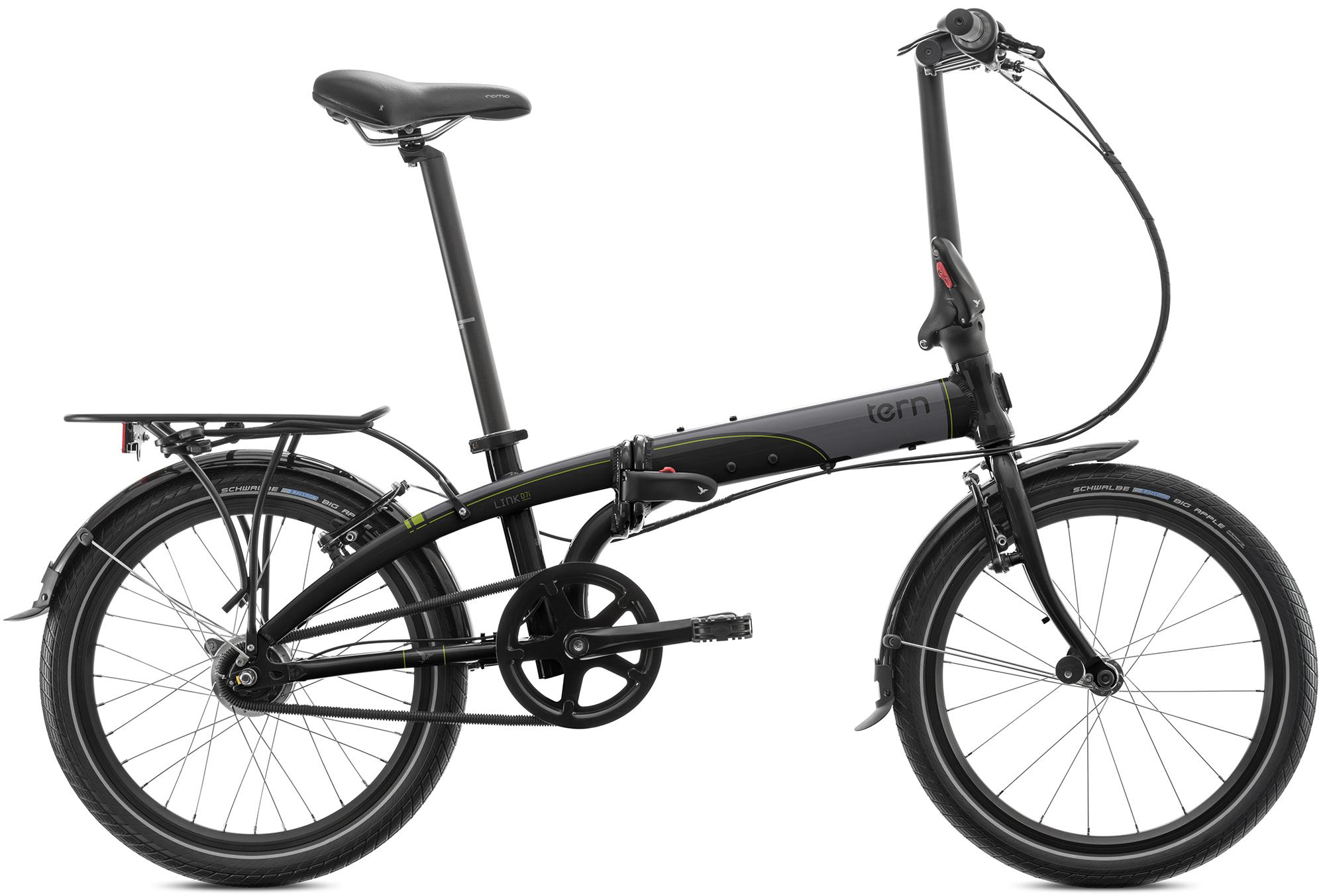 Tern Велосипед складной Tern Link D7i  велосипед tern link uno 2014
