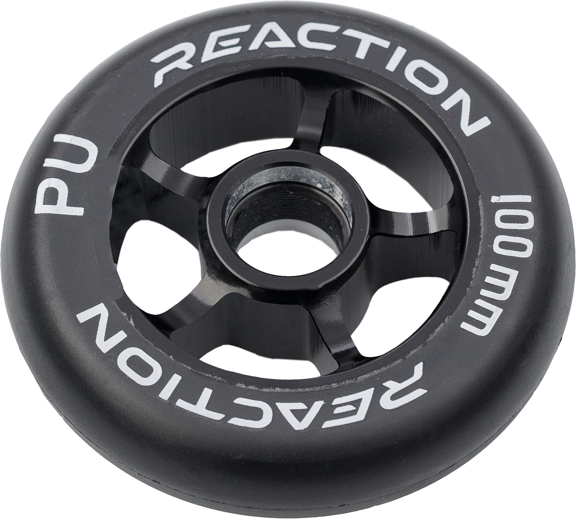 аксессуары для велосипедов и самокатов Reaction Колесо для трюковых самокатов REACTION 100 мм