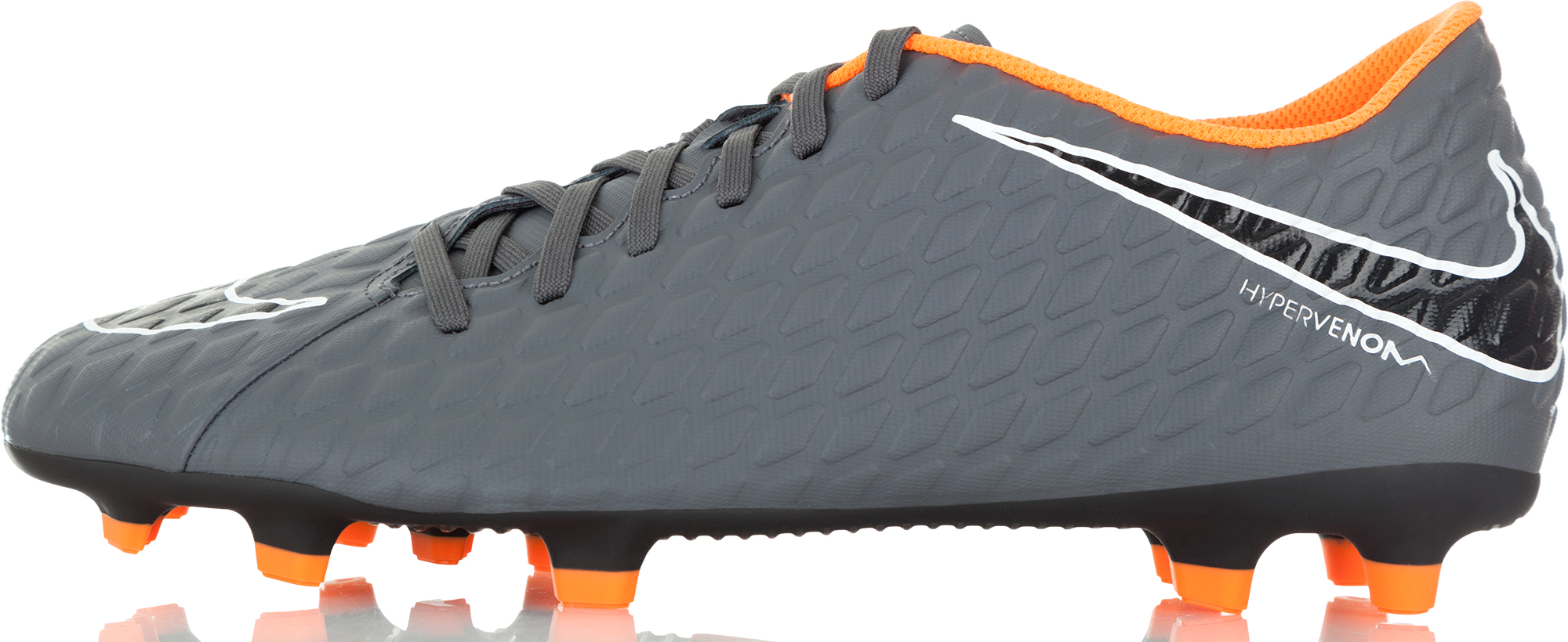 Nike Бутсы мужские Nike Hypervenom Phantom 3 Club FG бутсы nike phantom 3 academy ag pro ah8845 081