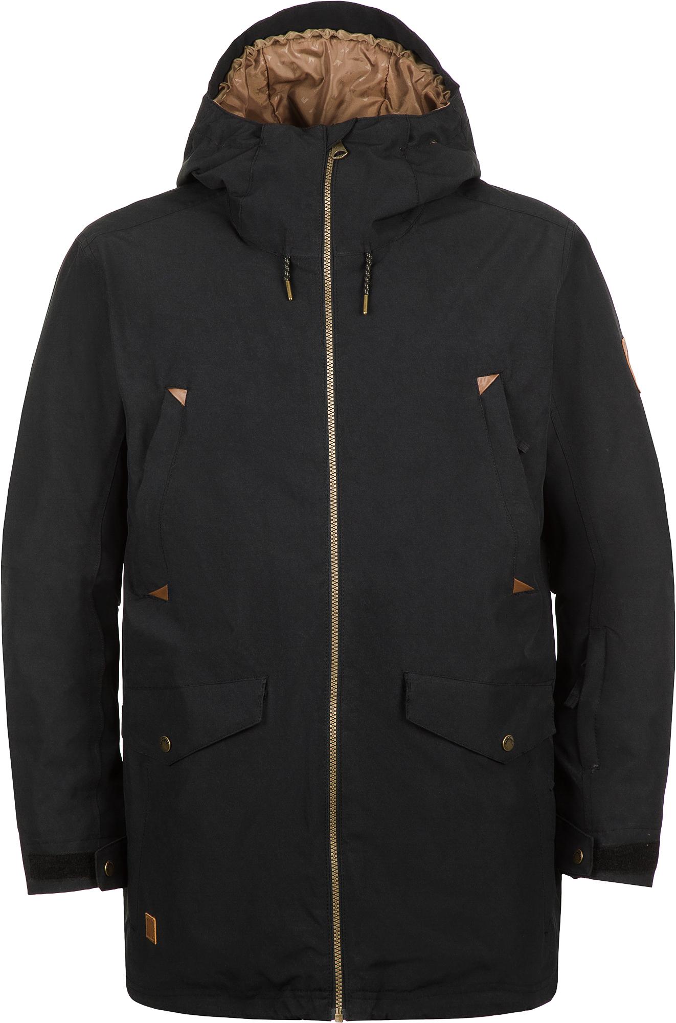 Quiksilver Куртка утепленная мужская Quiksilver Drift Jk, размер 46-48 куртка quiksilver quiksilver qu192emedhx1