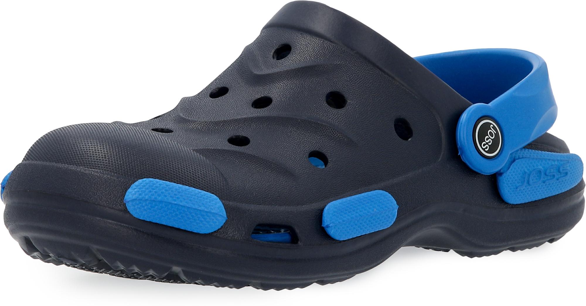 цена Joss Шлепанцы для мальчиков Joss Garden Shoes, размер 32-33 онлайн в 2017 году