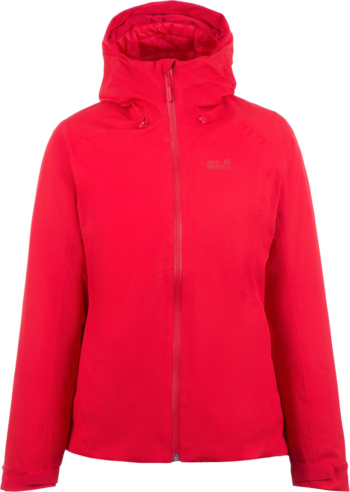 лучшая цена Jack Wolfskin Куртка утепленная женская Jack Wolfskin Argon, размер 52-54