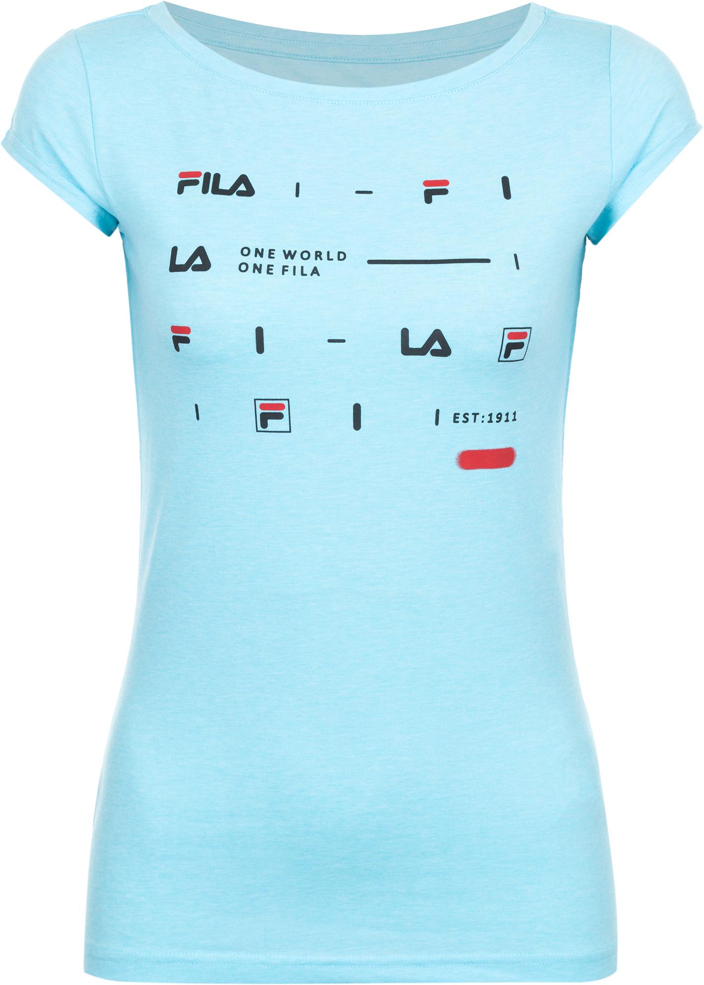 Fila Футболка женская Fila, размер 44