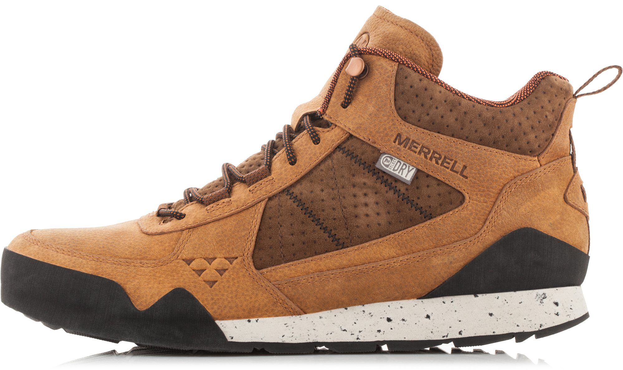 Merrell Ботинки мужские Merrell Burnt Rock Mid