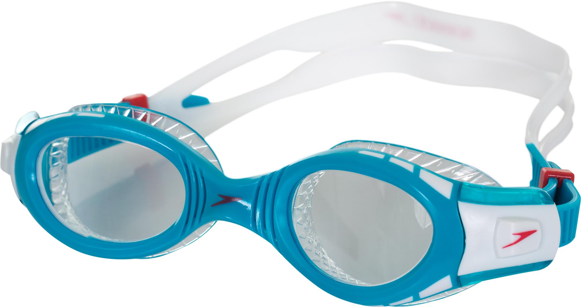 Speedo Очки для плавания детские Speedo Futura Biofuse, размер Без размера очки для плавания speedo mariner mirror junior цвет розовый прозрачный