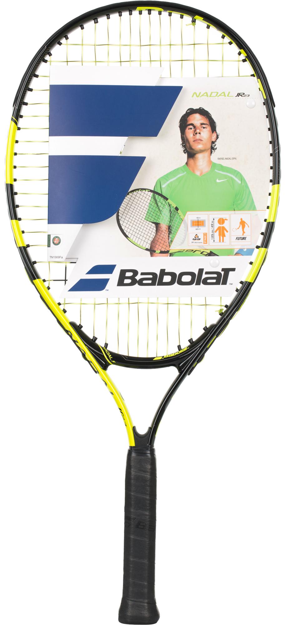 Babolat Ракетка для большого тенниса детская  Nadal Junior 23, размер null