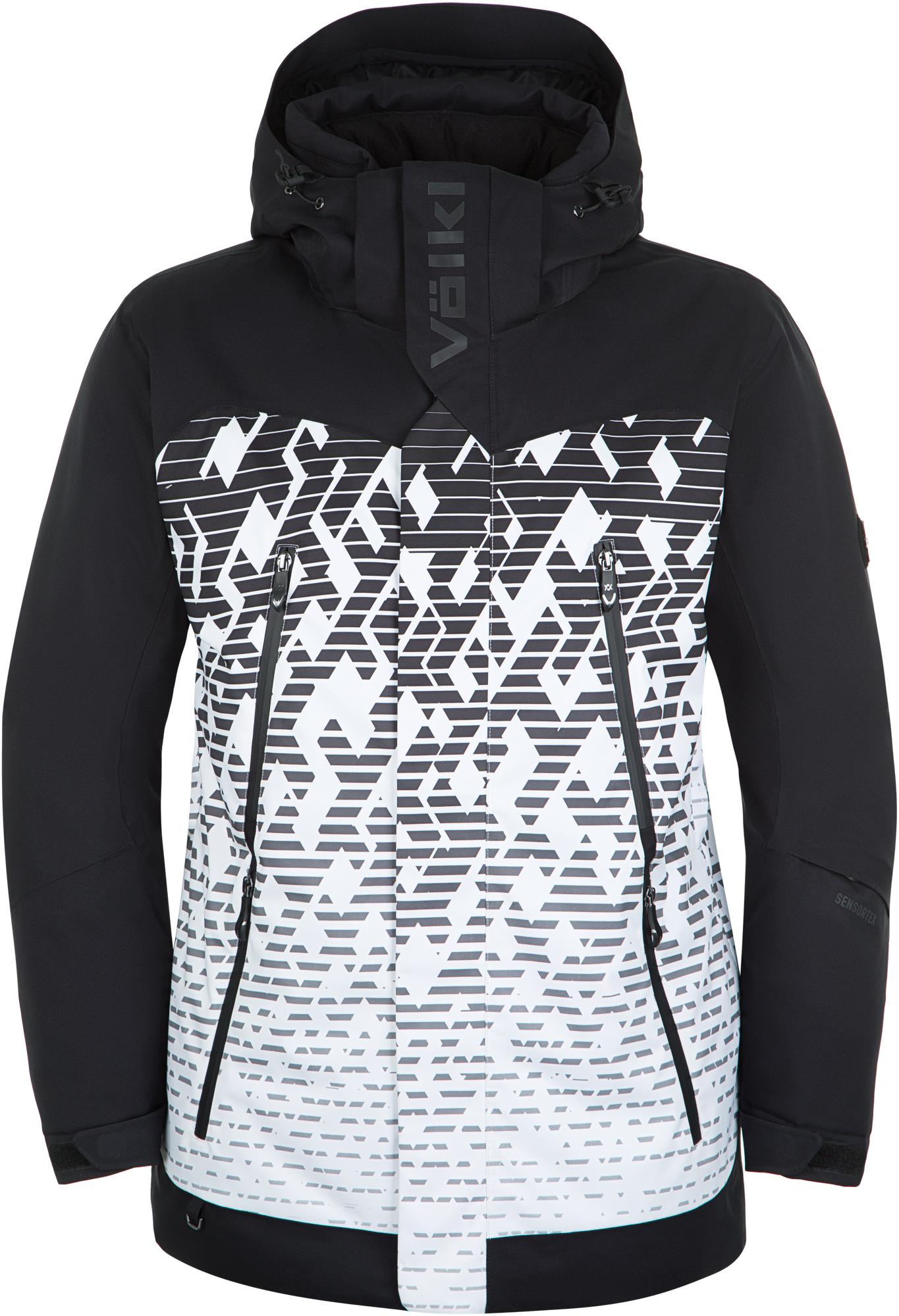 Volkl Куртка утепленная мужская Volkl, размер 54 куртка мужская dc shoes цвет серый edyjk03161 bmk0 размер xxl 54