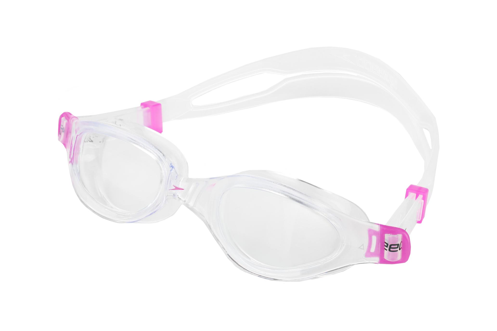 Speedo Очки для плавания детские Speedo Futura Plus, размер Без размера очки для плавания speedo mariner mirror junior цвет розовый прозрачный