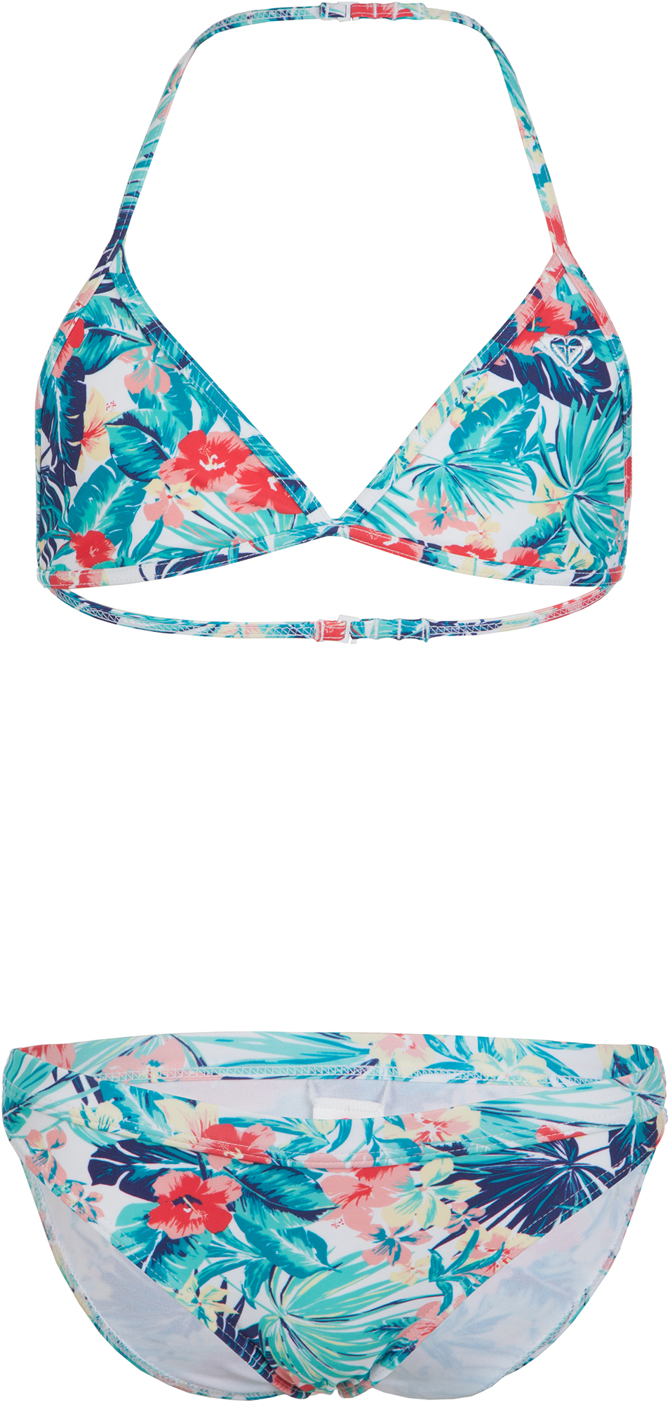 все цены на Roxy Бикини для девочек Roxy Beach Cruising, размер 152-158