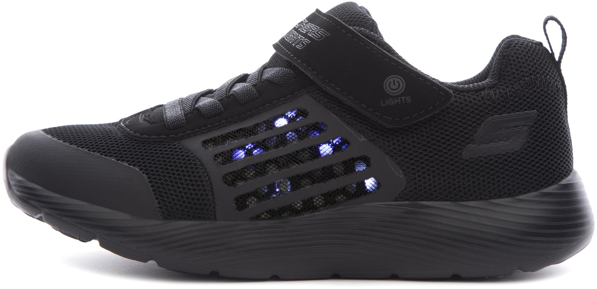 Skechers Полуботинки для мальчиков Dyna-Lights, размер 36