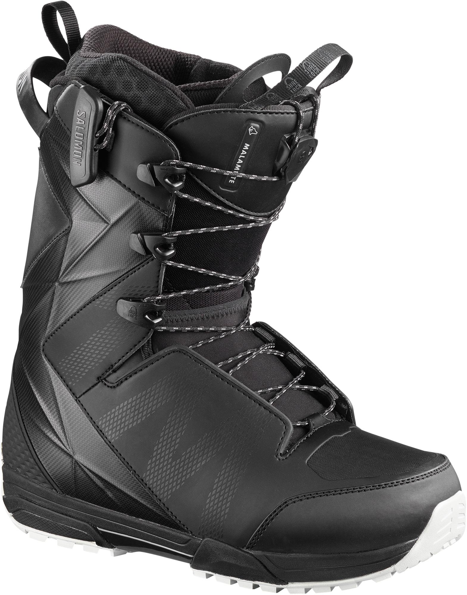 все цены на Salomon Сноубордические ботинки Salomon Malamute, размер 43,5