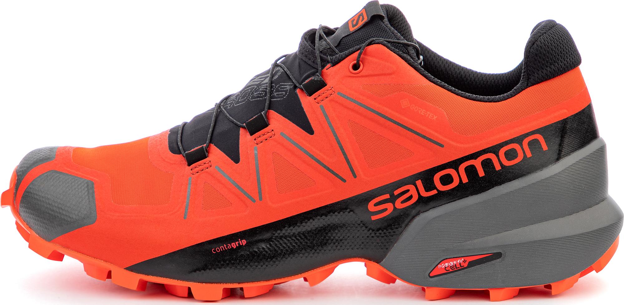 купить Salomon Кроссовки мужские Salomon Speedcross 5, размер 44 дешево