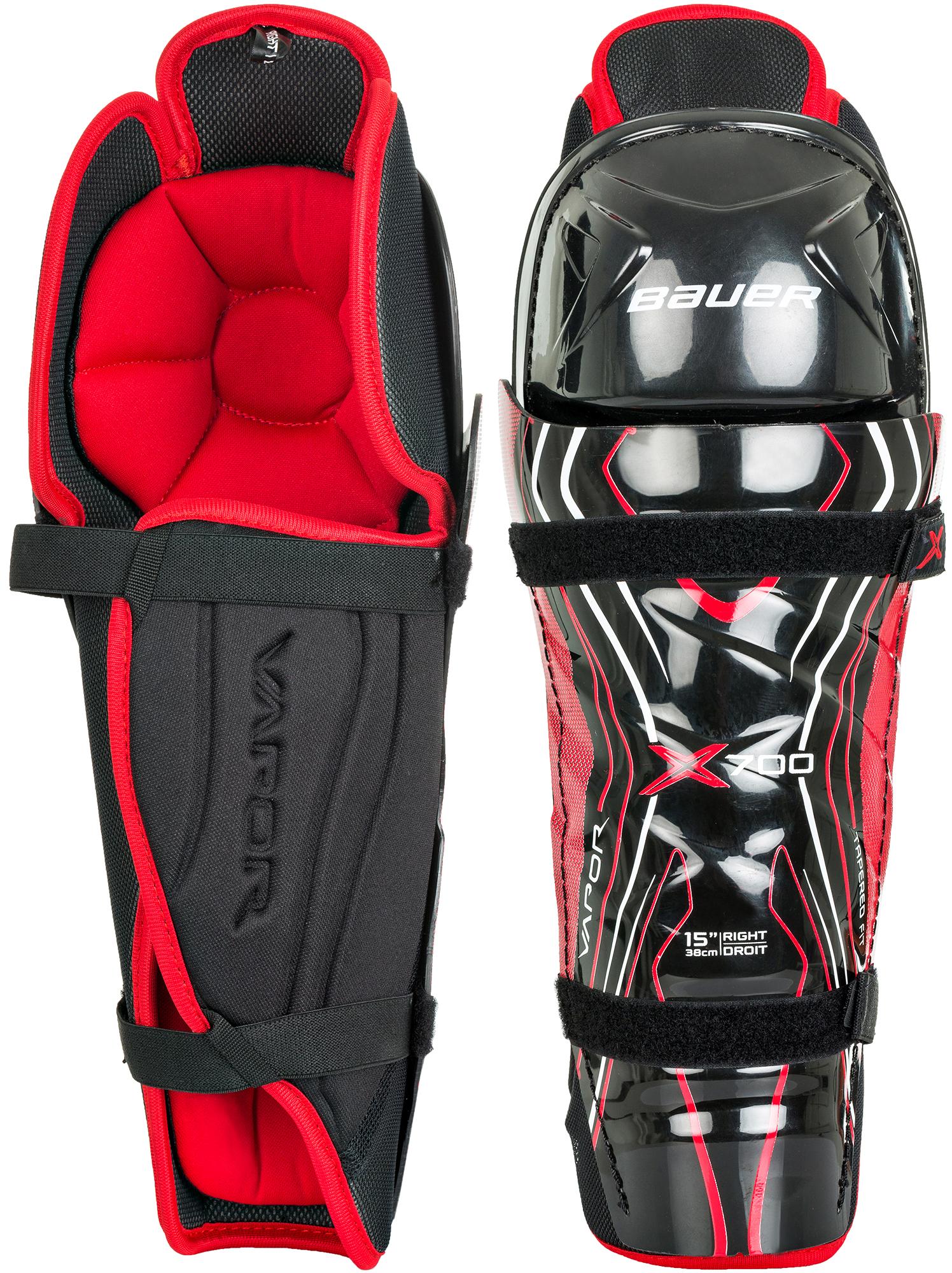 Bauer Щитки хоккейные Bauer Vapor X700 хоккейные товары bauer 3 0 vapor x3 0