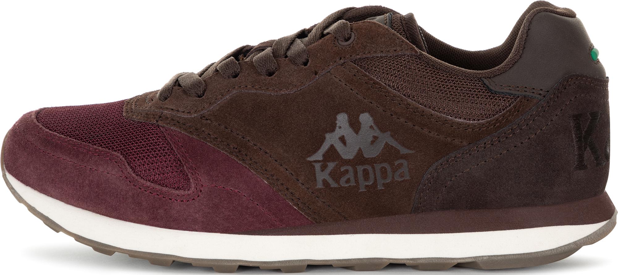 Kappa Кроссовки мужские Kappa Authentic Run, размер 45