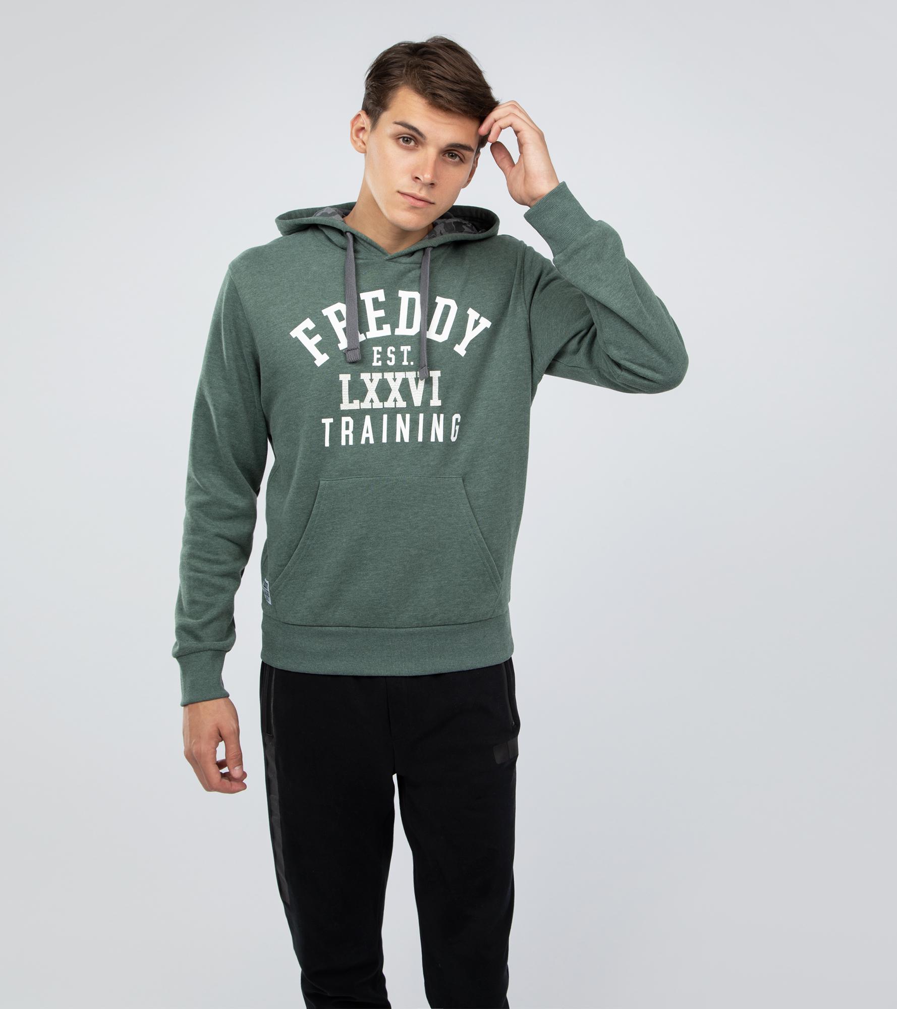 купить Freddy Худи мужская Freddy, размер 52-54 онлайн