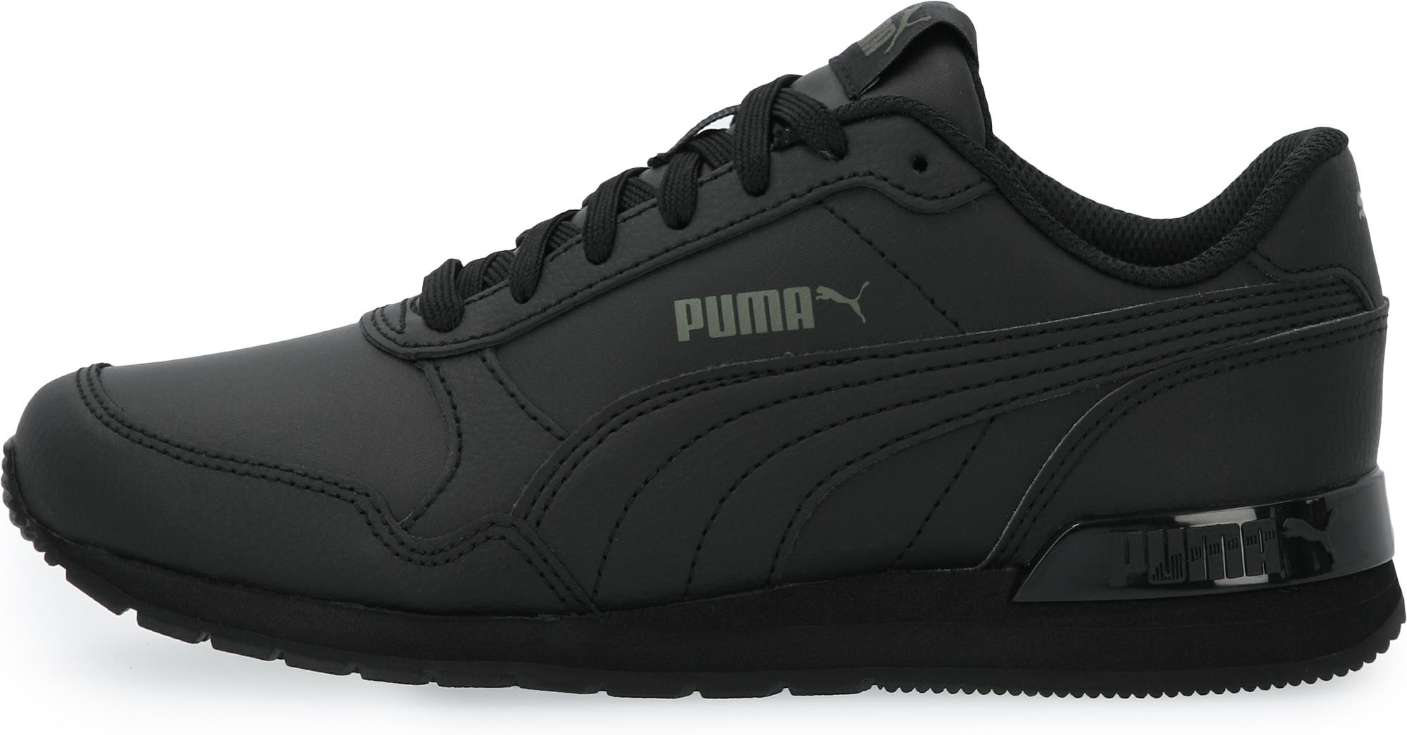 Фото - Puma Кроссовки для мальчиков Puma St Runner V2 L Jr, размер 36 кроссовки мужские puma st runner