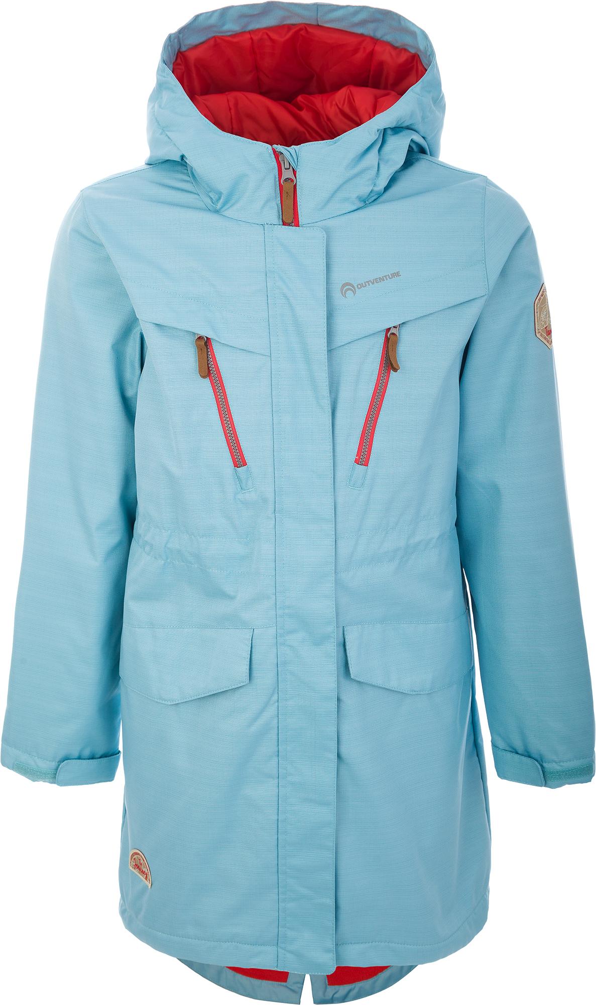 лучшая цена Outventure Куртка для девочек Outventure, размер 158