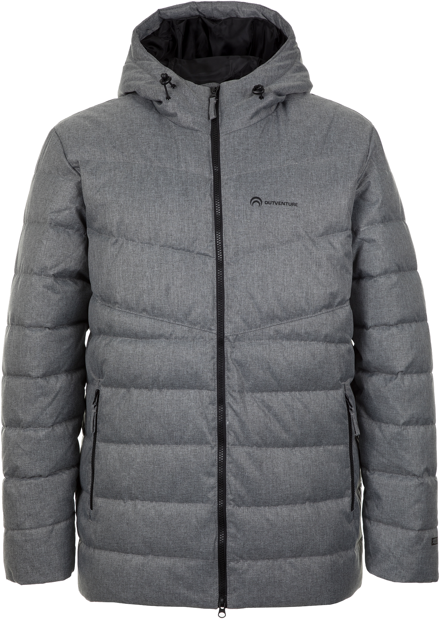 Outventure Куртка пуховая мужская Outventure, размер 62 цена и фото