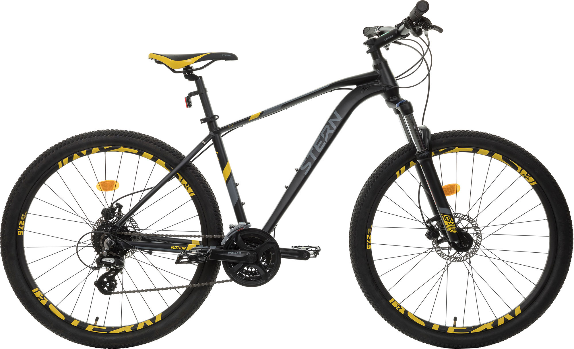 Stern Велосипед горный Stern Motion 2.0 27,5 stern stern motion 4 0 27 5 2018