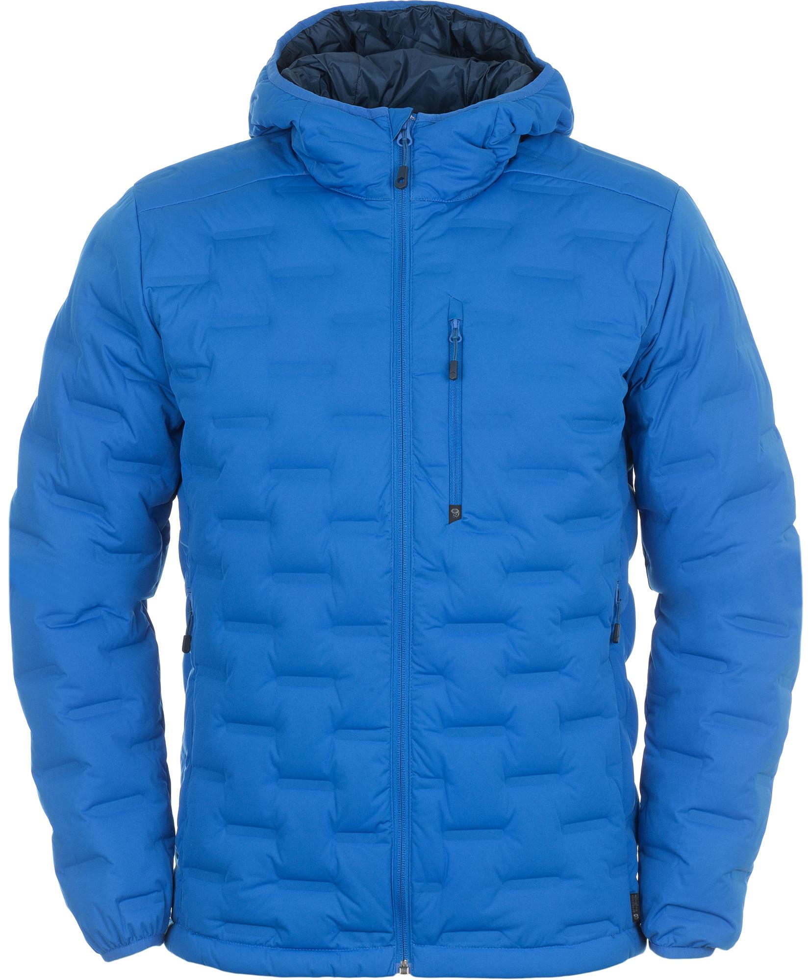 Mountain Hardwear Куртка пуховая мужская Mountain Hardwear StretchDown, размер 48 цена