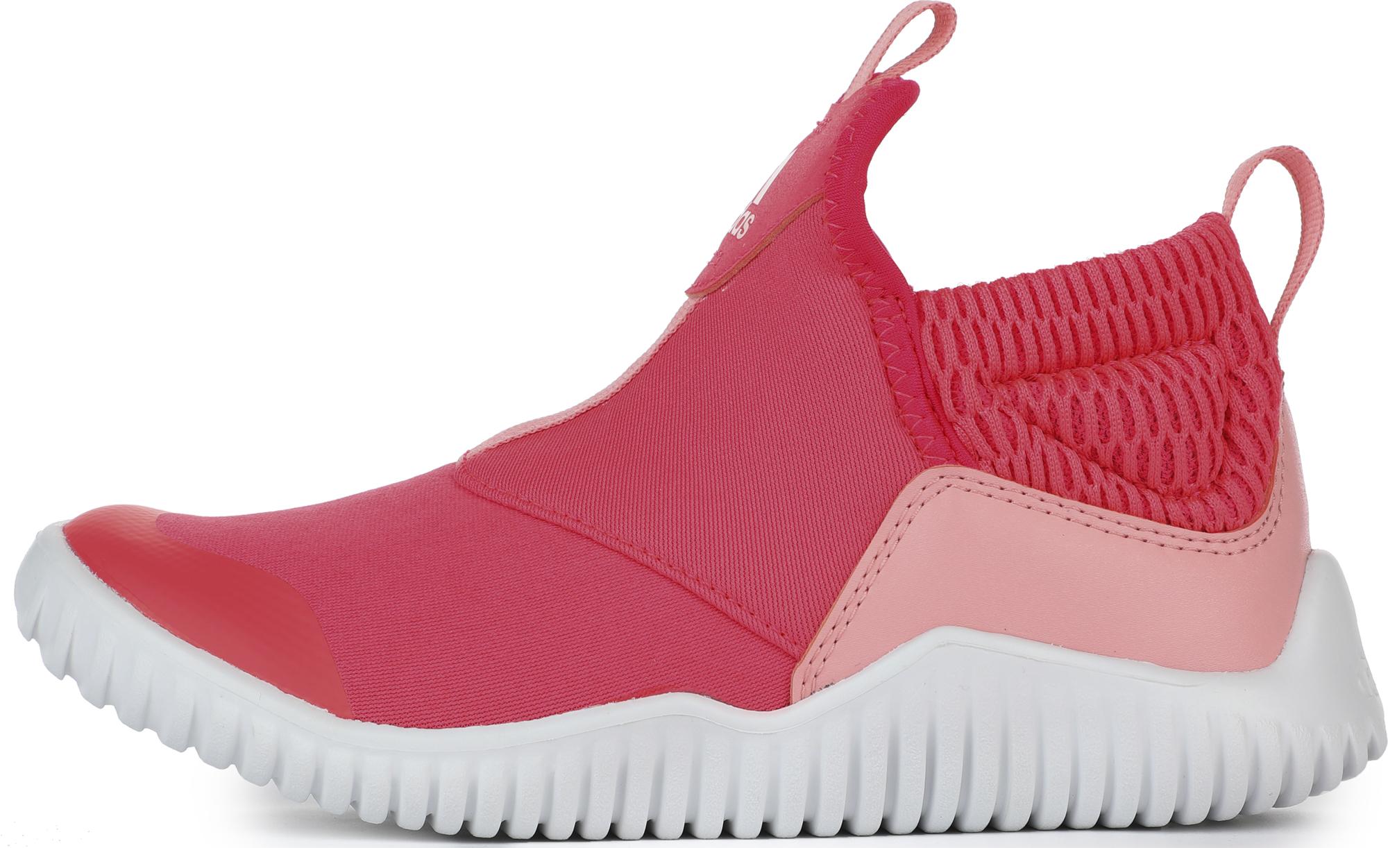 Adidas Кроссовки для девочек Adidas Rapidazen, размер 34 кроссовки детские adidas цвет белый cg6708 размер 31 19