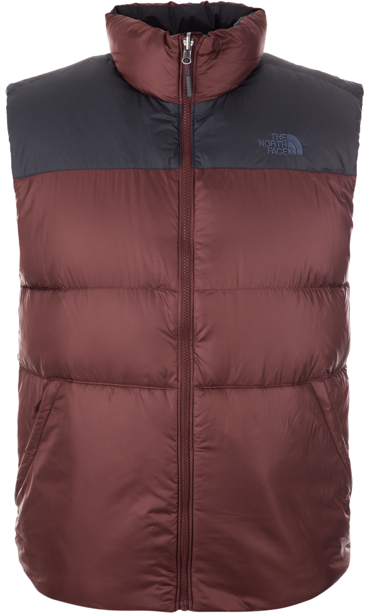 The North Face Жилет пуховой мужской The North Face Nuptse III Vest, размер 52 тапочки the north face the north face nuptse tent mule iii женские