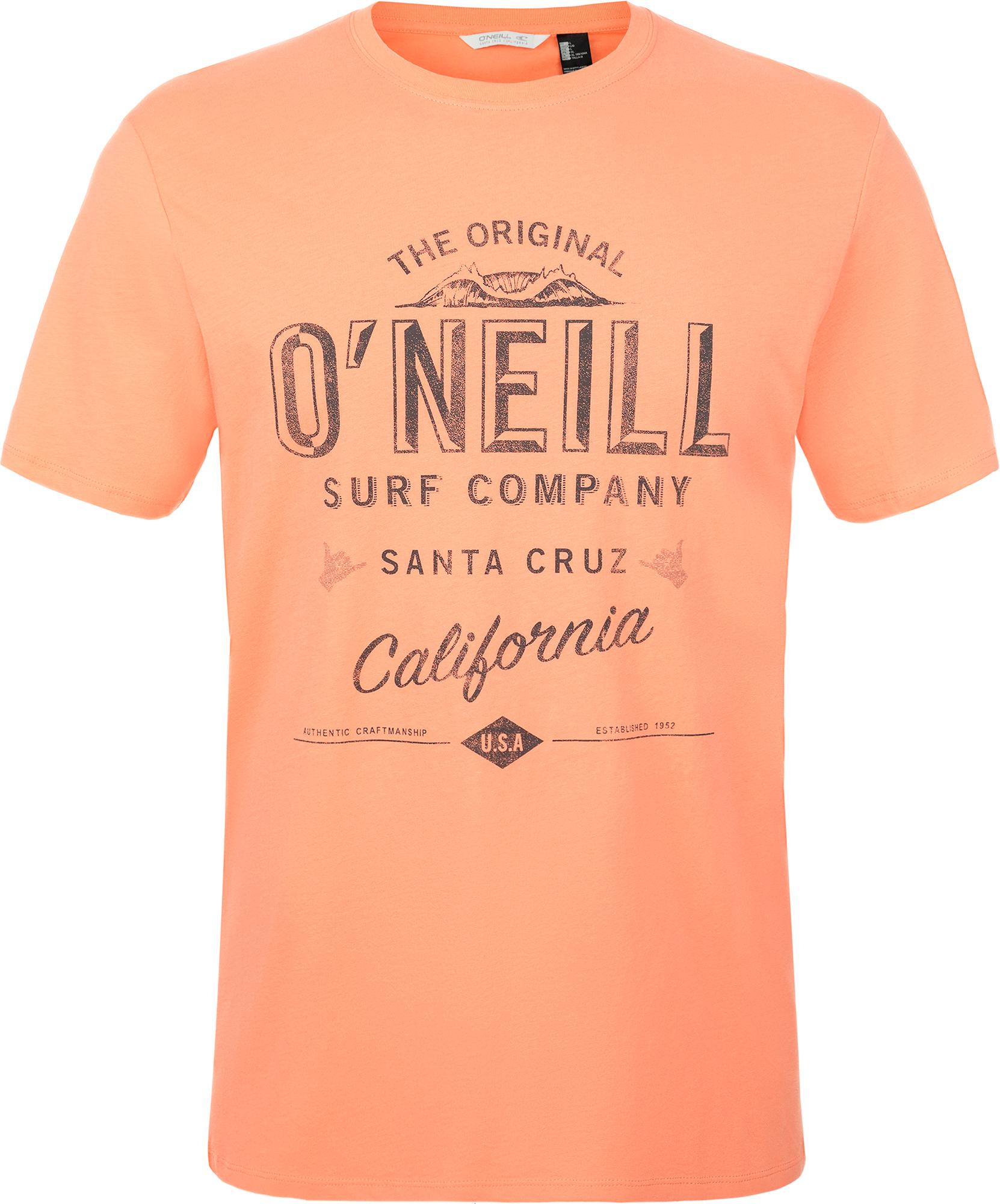 цена на O'Neill Футболка мужская O'Neill Surf Company, размер 52-54