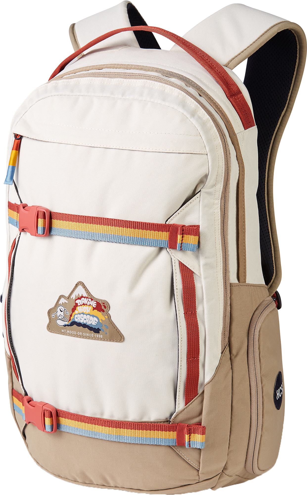 Dakine Рюкзак Dakine HAPPY CAMPER MISSION, 25 л рюкзак dakine dakine da779budefi1