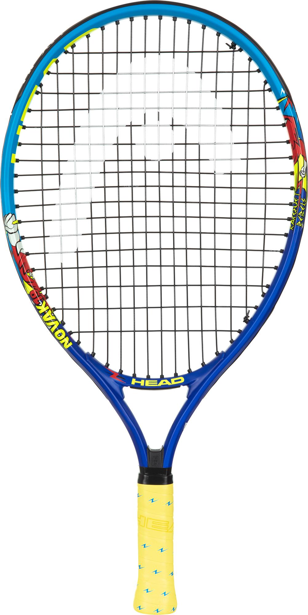 Head Ракетка для большого тенниса детская Head Novak 19, размер Без размера head ракетка для большого тенниса детская head novak 23 размер без размера
