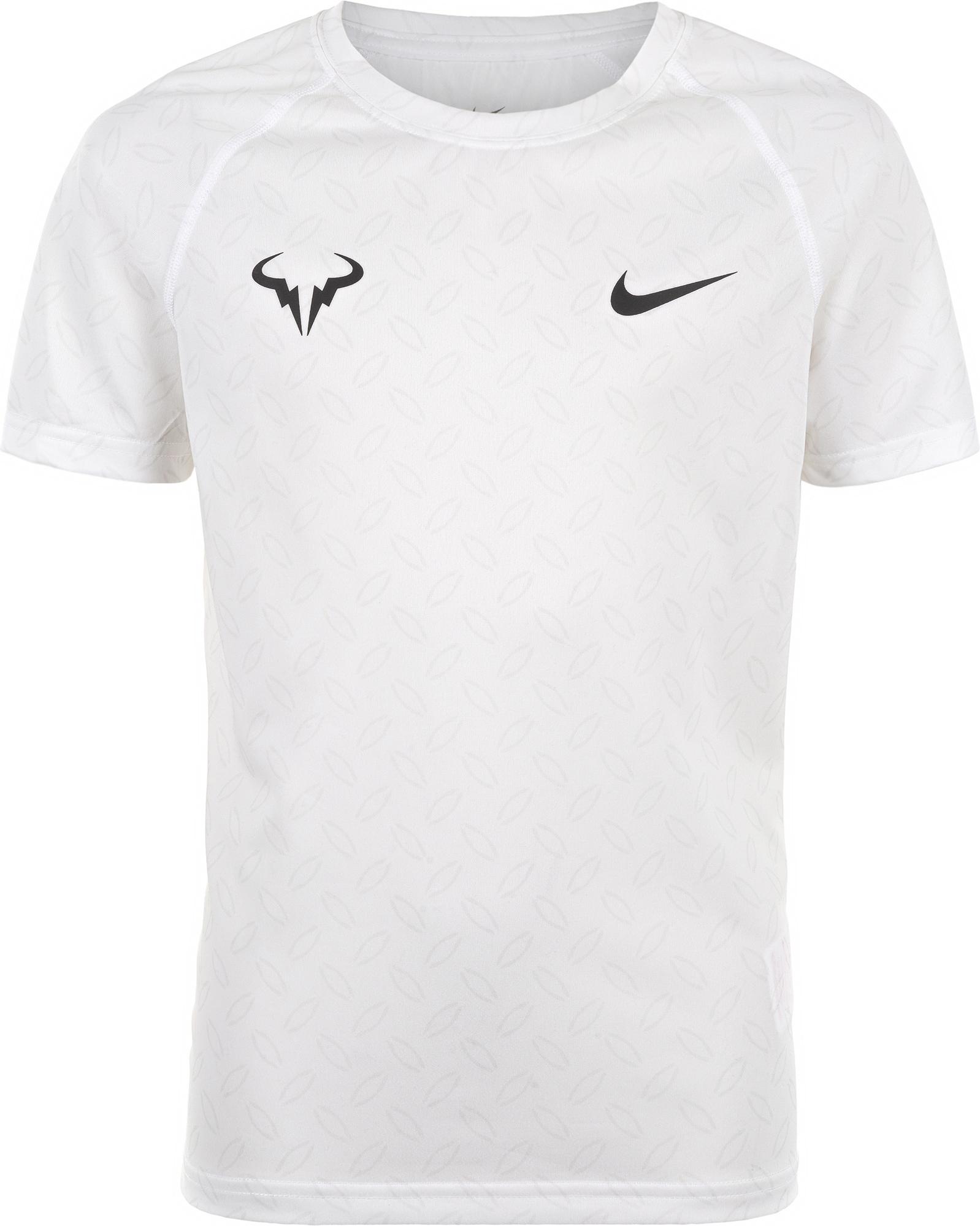 Nike Футболка для мальчиков Nike Dry Rafa, размер 158-170 цены онлайн