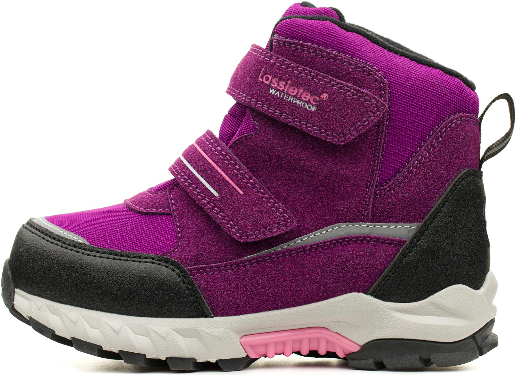 LASSIE Ботинки утепленные для девочек LASSIE Valiant, размер 30