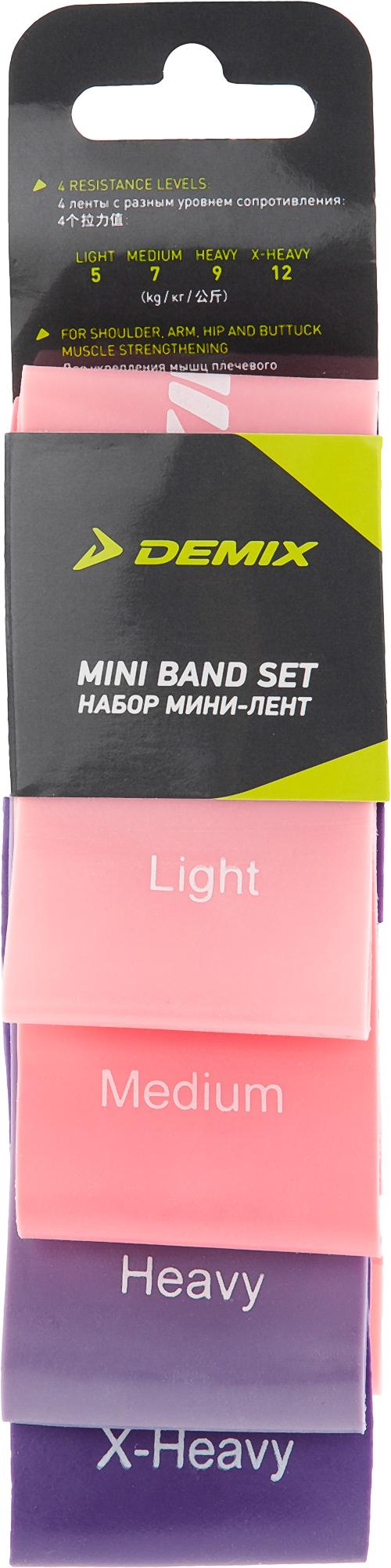 Demix Набор мини-лент Set of mini-tapes