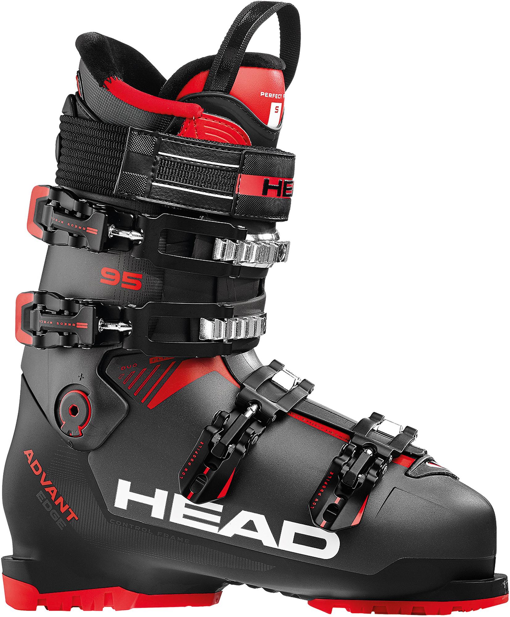 Head Ботинки горнолыжные Advant Edge 95, размер 46