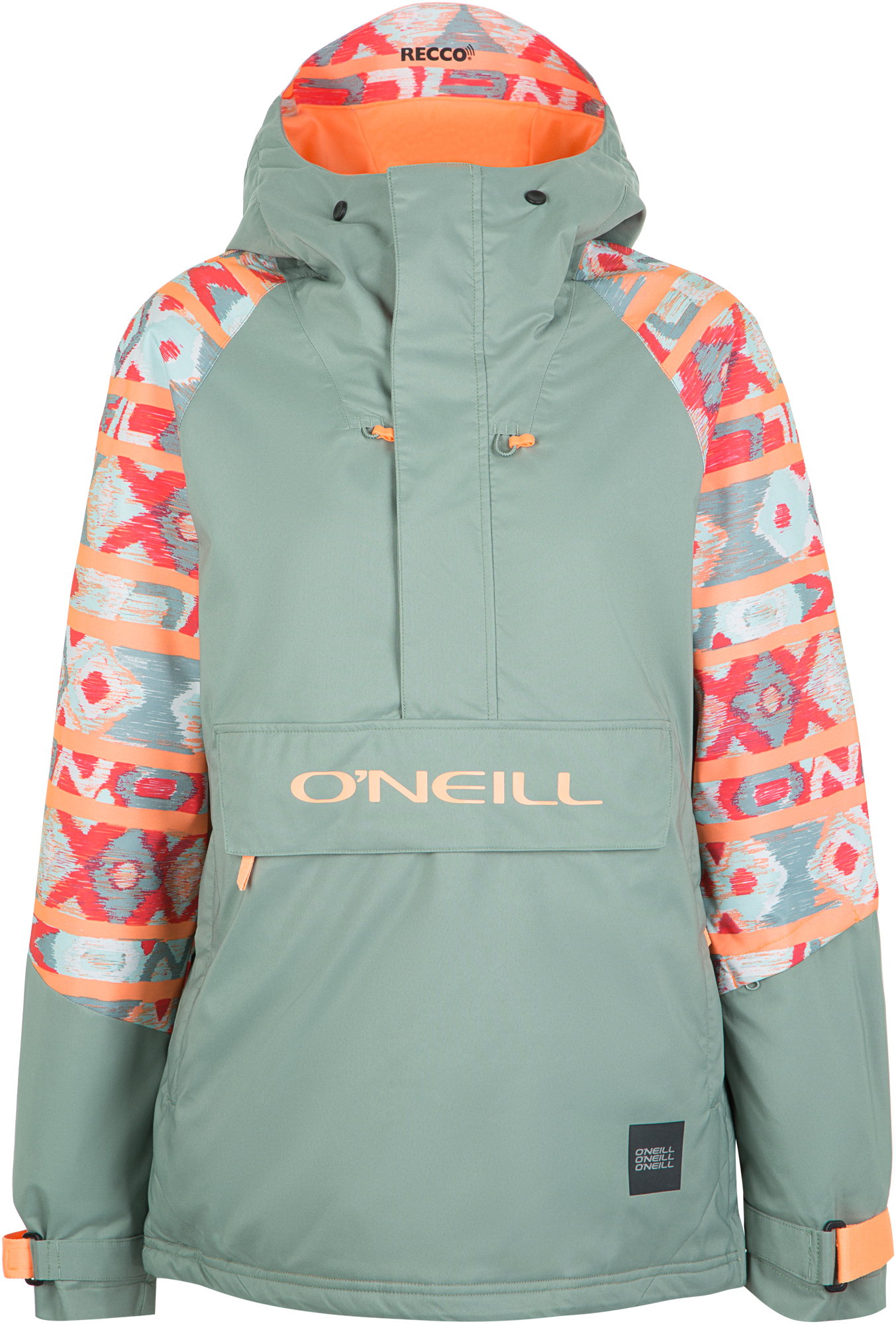 ONeill Куртка утепленная женская Pw Original Anorak, размер 48-50