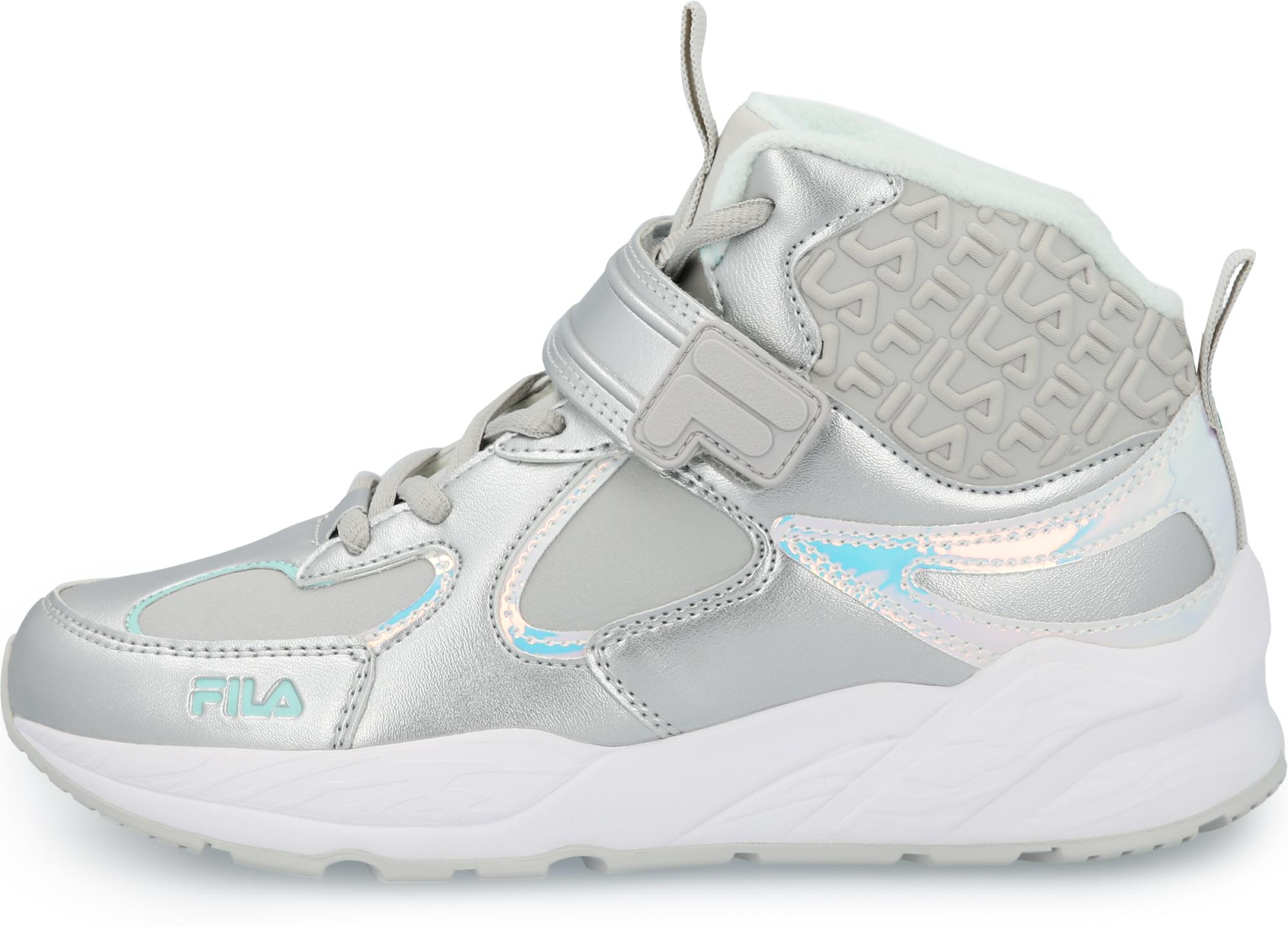 Кроссовки для девочек Fila Jaden Mid, размер 37