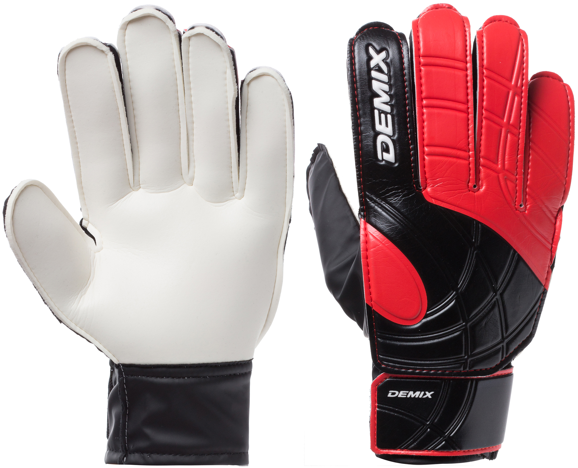 Demix Перчатки вратарские Demix вратарские перчатки larsen перчатки вратарские radium